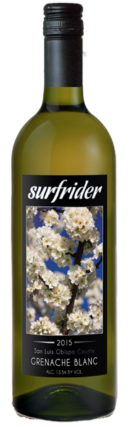 2015 Surfrider Grenache Blanc Product Image